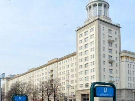Berlin - Großzügige 3-Zimmer-Altbauwohnung im Samariterkiez