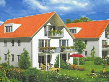 Ingolstadt - Helle, neuwertige 2-Zimmer-Wohnung mit grossem Süd-Balkon und Einbauküche in Ingolstadt