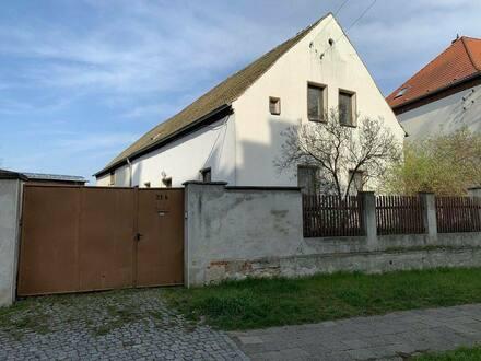 Eilenburg - Verkaufe Haus mit kleiner Scheune und Garage in der Stadt