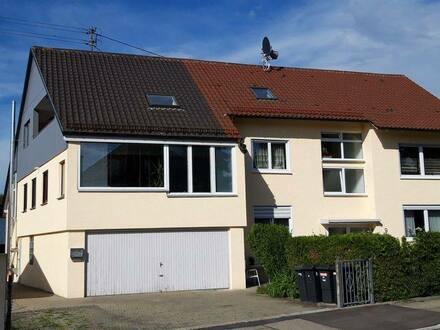 Dietenheim - Schöne EG-Wohnung mit zweieinhalb Zimmern zum Verkauf in Dietenheim