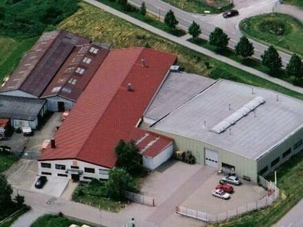 Wörnitz - Gewerbeobjekt mit guten Kapitaleinnahmen