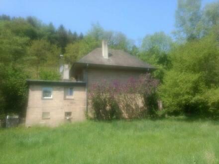 Altenglan - Wochenendhaus mit eigenem Brunnen