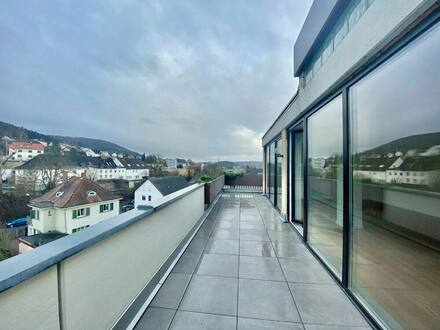 Bad Kissingen - Sanierte Penthouse-Wohnung mit Panoramablick über Bad Kissingen
