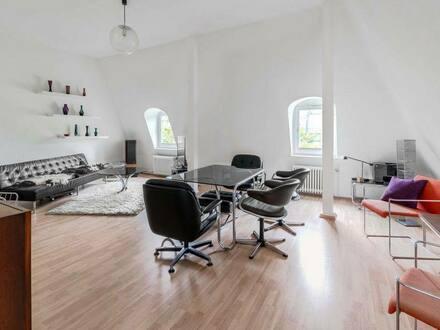 Frankfurt am Main - DIREKT VOM EIGENTUEMER: gepflegte 2-Zimmer-Wohnung im Westend 73m2