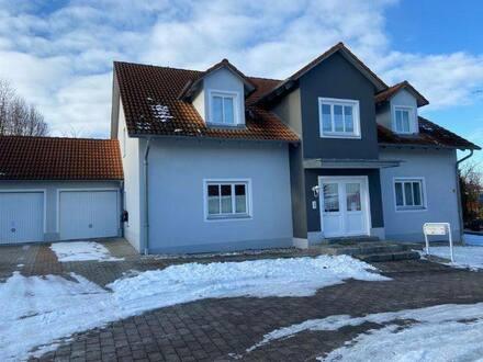 Geiselhöring - Gepflegtes Mehrfamilienhaus in Geiselhöring