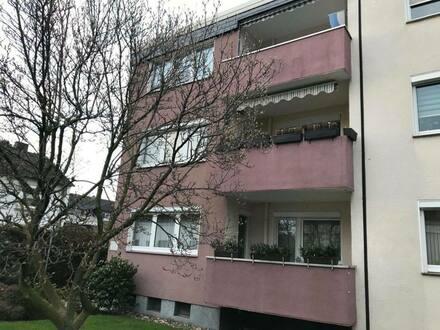 Duisburg - Attraktive Eigentumswohnung mit Balkon in ruhiger Lage, in Duisburg, Ideal für eine Familie