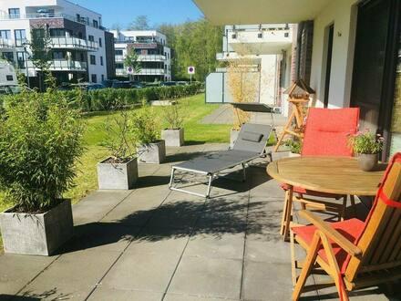Buxtehude - Moderne Eigentumswohnung inkl. TG Stellplatz - ohne Provision