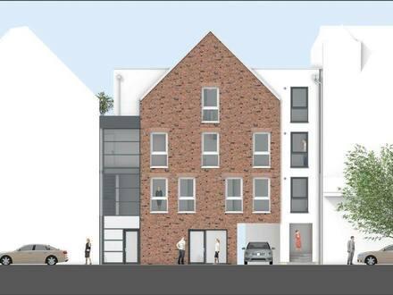 Emden - Neubau: außergewöhnliche 3-Zimmer-Maisonette-Wohnung in Emden