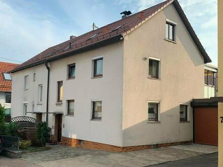 Weinstadt - 2 Zimmer Erdgeschoss in 2 Familienhaus Stellplatz + Wintergarten