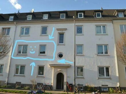 Neustadt - Helle gut geschnittene 3 Zimmer Wohnung in Neustadt Huckelriede
