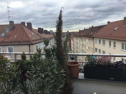Nürnberg - Schöne 4 Zi-Wohnung in Nbg., Nähe Rathenauplatz