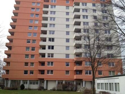 Hamburg - Geräumige 1-Zimmer-Wohnung mit Balkon mit direktem U-Bahn Zugang in Billstedt, Hamburg