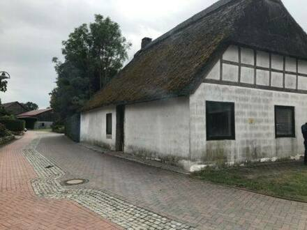 Schiffdorf - Altes Haus in Schiffdorf Bramel