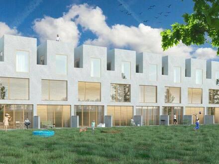 Schönfließ - Townhäuser mit Dachterrasse & Garten am Stadtrand von Berlin