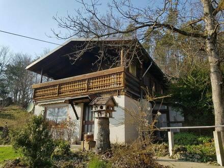 Egloffstein - Wohnhaus in Affalterthal ideal für 2 Personen oder Wochenendhaus