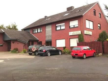 Stadtlohn - Mehrfamilienhaus mit Gewerbefläche für Gaststätte mit Kegelbahn