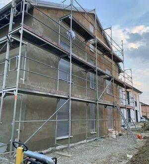 Erlingen - Erstbezug: stilvolle 4-Zimmer-Erdgeschosswohnung mit Terasse in MeitingenOT Erlingen
