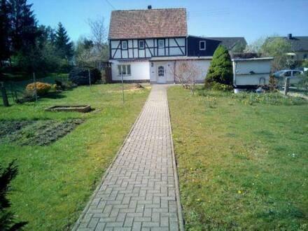 Callenberg b Hohenstein-Ernstthal - Fachwerkhaus