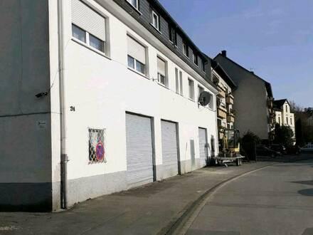 Werdohl - *Kapitalanlage* MFH 9WG+Lagerraum+Garage *ohne Makler