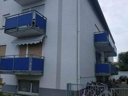 Hagenbach - ohne Maklergebühren - 3 ZKB mit Garage und 2 Balkone in Hagenbach