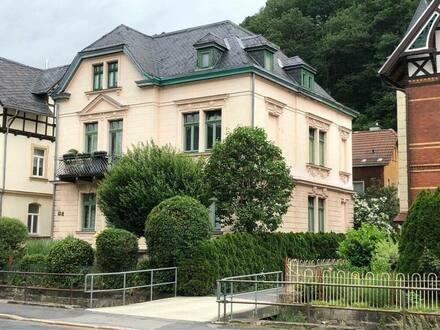 Sonneberg - Herrschaftliche 3-Zimmer-Eigentumswohnung in Sonneberg