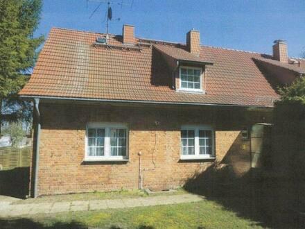 Müritz - Waren (Müritz) - Doppelhaushälfte ohne Provision von Privat Waren Müritz