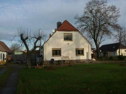 Parchim - Goldberg - sanierte Doppelhaushälfte in Neu Poserin