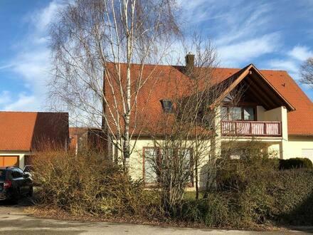 Wörnitz - Gepflegtes Mehrfamilienhaus mit zehn Zimmern in Wörnitz, Wörnitz