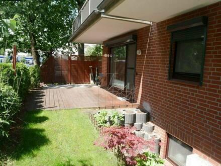 Altona - Hamburg Bahrenfeld - Courtagefrei! 4 Zimmer Maisonette Wohnung mit Terasse