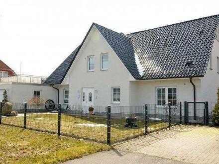 Tangstedt - Luxus 4-Zimmer-Wohnung barrierefrei, Fahrstuhl, großer Dachterrasse, Kamin, Fußbodenheizung, A+