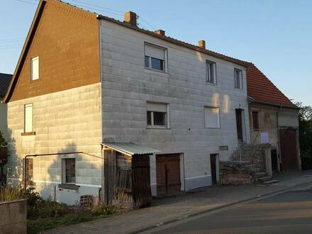 Niederkirchen - Bauernhaus in Niederkirchen-Morbach