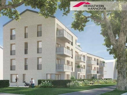 Hannover - Rollstuhlgerechte Wohnung mit Terrasse im Zooviertel