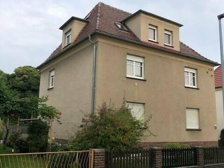 Weißwasser - Zentrumnahes Mehrfamilienhaus in bevorzugter Wohnlage