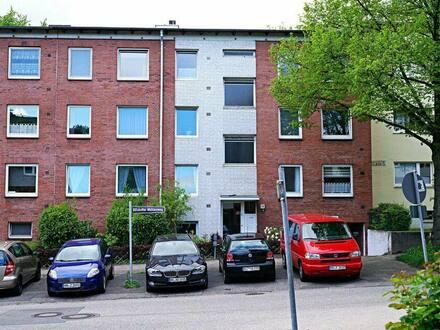 Hamburg - 2 Zimmer Wohnung in Billstedt 58 qm mit Einbauküche Gaszentral.