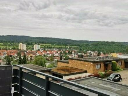Tuttlingen - TUTTLINGER LUXUS-Lage am Wald: Einfamilienhaus & 2 Einlieger-WHGs