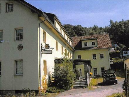 Altenberg - Hotel in der Ferienregion Osterzgebirge - sanierungsbedürftig oder saniert nach Wahl des Käufers