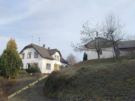Grafengehaig - Haus freistehend Kurortgebiet PLZ 95356 8,5 Zimmer ab sofort