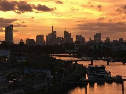 Offenbach am Main - Großzügige Luxuswohnung direkt am Mainufer mit herrlichem Skyline-Blick