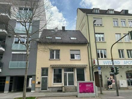 Schweinfurt - Mehrfamilienhaus mit Gewerbefläche in zentraler Innenstadtlage