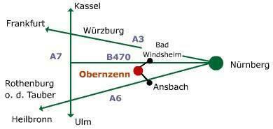 Obernzenn - Restgrundstück | Jetzt günstig zum Traumhaus
