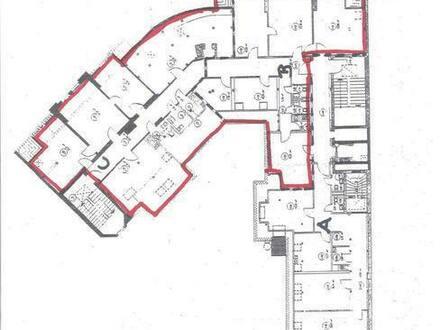 Magdeburg - Top-Lage im Stadtgebiet | 2 Büroflächen mit 137 m² und 153 m² Nfl. - einzeln oder zusammen
