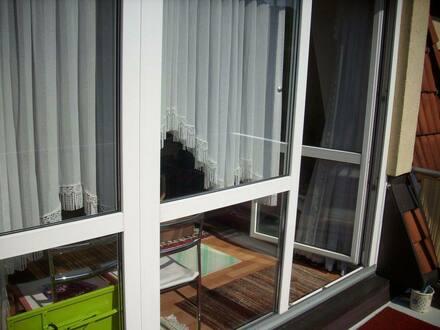 Coburg - Gepflegte 2-Zimmer-Wohnung mit Balkon (Vesteblick) und Einbauküche in Coburg