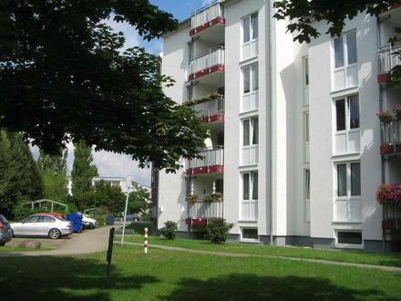 Königs Wusterhausen - Gepflegte Erdgeschosswohnung mit zwei Zimmern und Balkon in Königs Wusterhausen