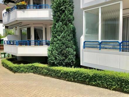 Bad Oeynhausen - Neuwertige 3-Raum-Wohnung inkl. Einbauküche