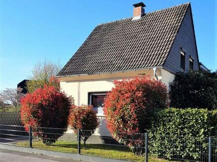 Leverkusen - Freistehendes EFH mit Garten in Lev-Hitdorf