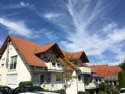 Bad Saulgau - Schöne Dachgeschosswohung in Bad Saulgau in kleiner Einheit Nutzfläche 90qm