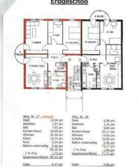 Bad Bergzabern - Eigentumswohnung mit Garage zu verkaufen