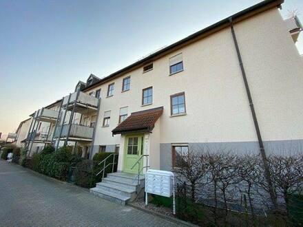 Leegebruch - Bezugsfreie 1-Zimmer-Wohnung mit Balkon in Leegebruch