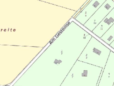 Fuldatal - Wochenendhausgrundstück Fuldatal Immobilie Grundstück Bauland