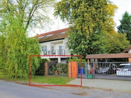 Blankenfelde-Mahlow - Mahlow-Waldblick - Vermietete Eigentumswohnung mit Gartenanteil